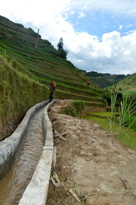 La Pán Tẩn được quan tâm đầu tư nguồn lực phát triển sản xuất.