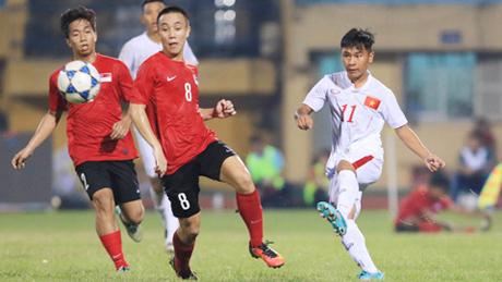 U19 Việt Nam có lực lượng mạnh nhất ở trận đấu đêm nay 23/10.