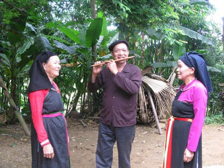 Phong trào văn hóa văn nghệ ở Trấn Yên ngày càng được quan tâm bảo tồn và phát triển.