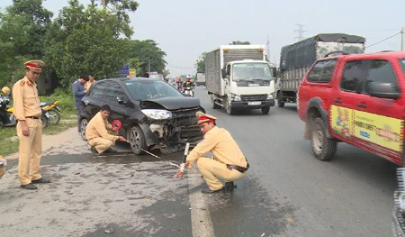 Gần 30 người chết vì tai nạn giao thông trong 9 tháng đầu năm 2018 ở Yên Bái. (Ảnh minh họa)