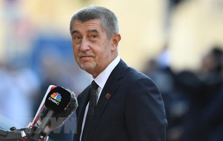 Thủ tướng Cộng hòa Séc Andrej Babis