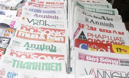 Báo điện tử được định hướng trở thành loại hình báo chí chủ lực.