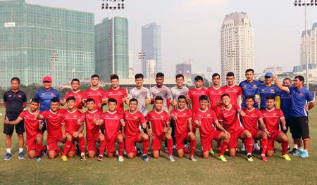 ĐT U19 Việt Nam có sự chuẩn bị vô cùng kỹ lưỡng trước thềm VCK U19 châu Á 2018.