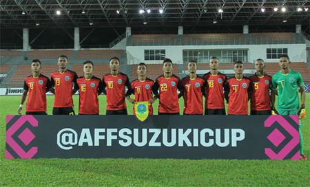 Quốc đảo Timor Leste chưa có đủ điều kiện để tổ chức những trận đấu lớn.