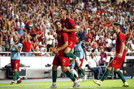 Bồ Đào Nha hướng đến chiến thắng thứ 2.