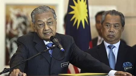 Tân Thủ tướng Malaysia, ông Mohamad Mahathir đã khẳng định sẽ nâng cao nhân quyền ở Malaysia.