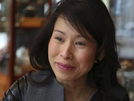 Nhà văn Kim Thúy, người Canada gốc Việt