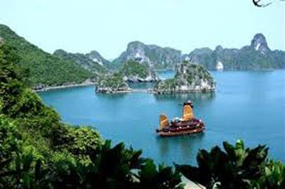 Vịnh Hạ Long.