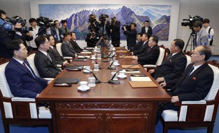 Hàn Quốc và Triều Tiên ngày 15/10 đã tổ chức hội đàm cấp cao liên Triều, nhằm thực thi