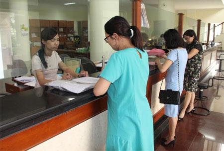 Kho bạc Nhà nước tỉnh Yên Bái cải cách hành chính theo mục tiêu nâng cao chất lượng phục vụ.