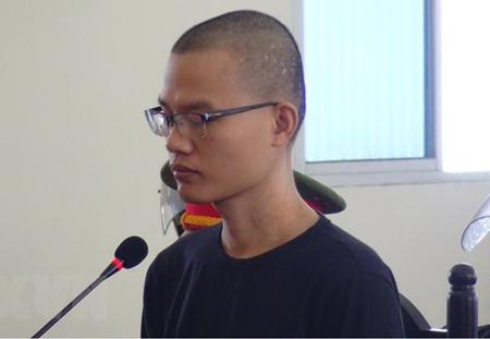 Bị cáo Nguyễn Đình Thành.