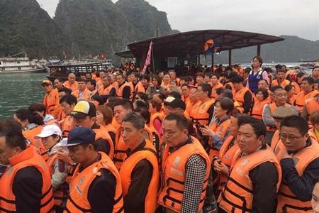 Một hình ảnh về tour du lịch 0 đồng tại Quảng Ninh.