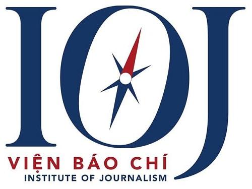 Bộ nhận diện mới của Viện Báo chí được sử dụng từ ngày 3-10-2019.