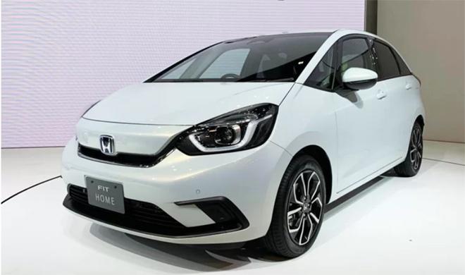 Honda Jazz/Fit ra mắt tại Tokyo Motor Show 2019.
