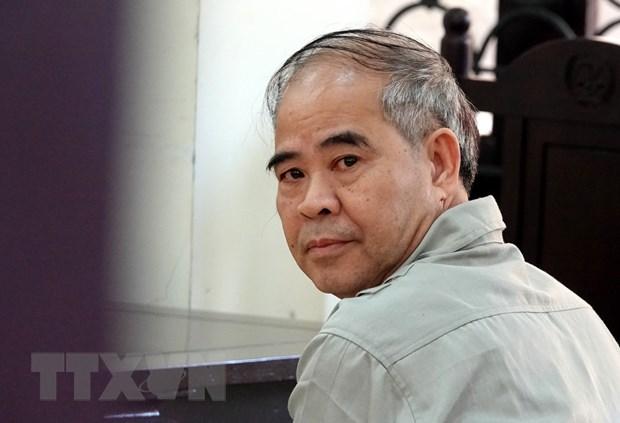 Bị cáo Đinh Bằng My tại phiên xét xử sơ thẩm.