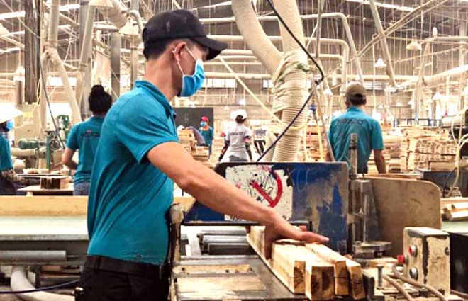 Giá trị sản xuất công nghiệp Yên Bái qua 9 tháng năm 2019 tăng 12,4% so với cùng kỳ năm 2018. (Ảnh minh họa)