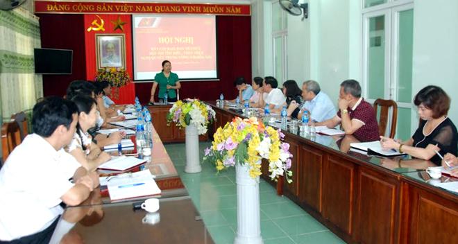 Đảng ủy Khối các cơ quan tỉnh thường xuyên triển khai các hội nghị chỉ đạo thực hiện Nghị quyết Trung ương 4, khóa XII và Chỉ thị số 05 của Bộ Chính trị.