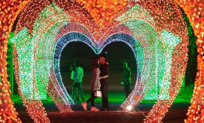 Lễ hội ánh sáng và Tuần lễ âm nhạc mang chủ đề