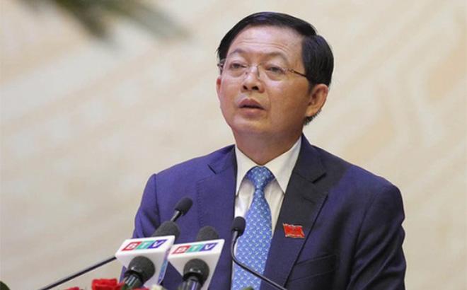 Ông Hồ Quốc Dũng được bầu làm bí thư Tỉnh ủy Bình Định