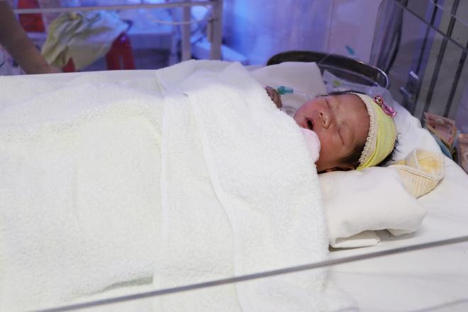 Cháu bé bị mẹ bị bỏ rơi tại Bệnh viện Sản - Nhi Yên Bái