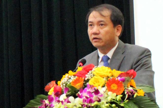 Ông Phương Hoàng Kim - Vụ trưởng Vụ Tiết kiệm năng lượng và Phát triển bền vững, Bộ Công Thương phát biểu tại lễ phát động.