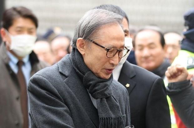 Ông Lee Myung-bak.