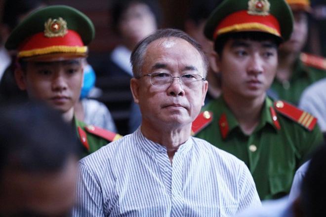 Nguyên phó Chủ tịch UBND TP.HCM, bị cáo Nguyễn Thành Tài