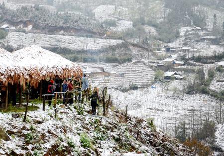 Lễ hội mùa đông sẽ gắn với Ngày hội tuyết Sa Pa.