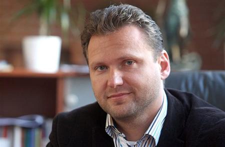 Ông Radek Vondracek.
