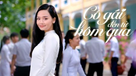 Cô gái đến từ hôm qua - một trong những phim tranh giải tại LHP Việt Nam năm nay.