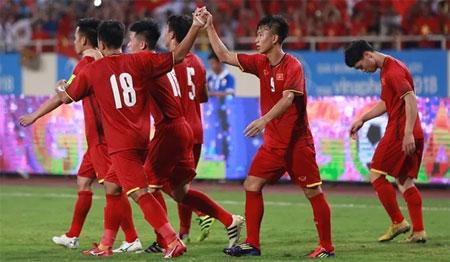 Tờ Fox Sports đánh giá cao sức mạnh của đội tuyển Việt Nam