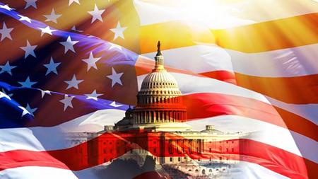 Đảng Dân chủ và Cộng hòa chia nhau nắm giữ 2 viện Quốc hội Mỹ.