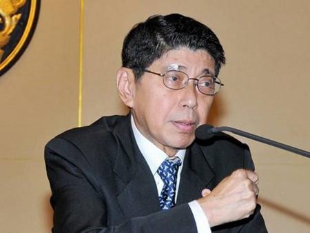 Phó Thủ tướng Thái Lan Wissanu Krea-ngam.