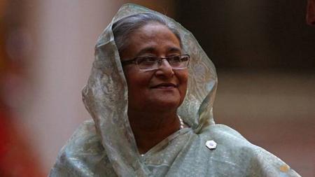 Thủ tướng Sheikh Hasina.