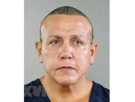 Nghi can gửi bom thư Cesar Sayoc.