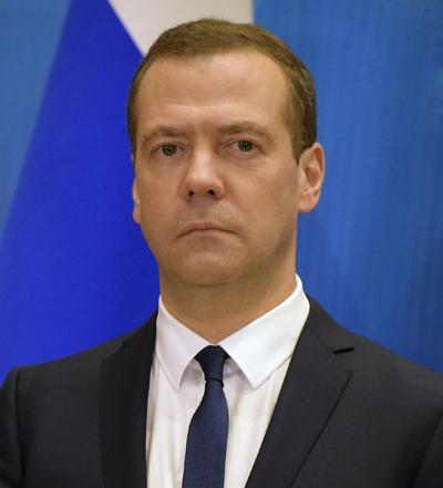 Thủ tướng Liên bang Nga D.A. Medvedev