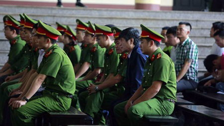 Nguyễn Thanh Hóa bị đề nghị 7,5 - 8 năm tù