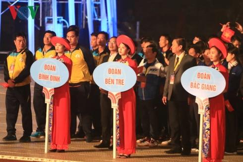Hơn 7.000 VĐV tranh tài ở Đại hội Thể thao Toàn quốc lần thứ VIII - 2018.