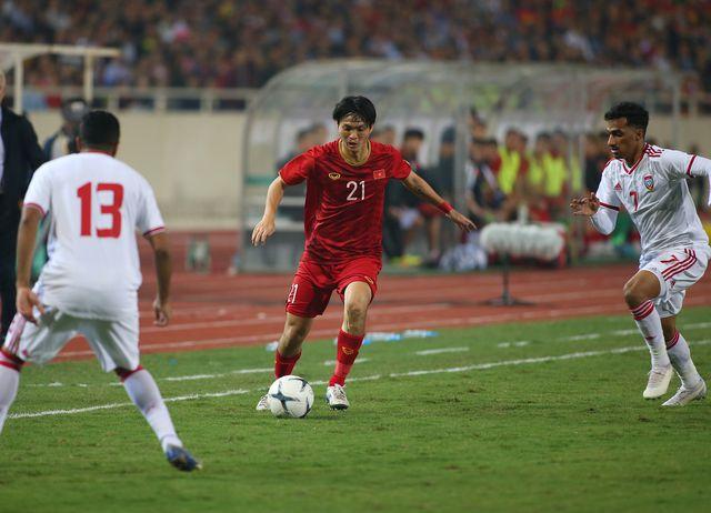 Sự thông minh trong lối chơi của Tuấn Anh đã giúp thầy Park giải quyết những đối thủ mạnh như Thái Lan, UAE