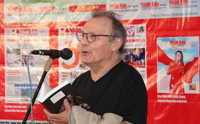 Nhà sử học Alain Ruscio.