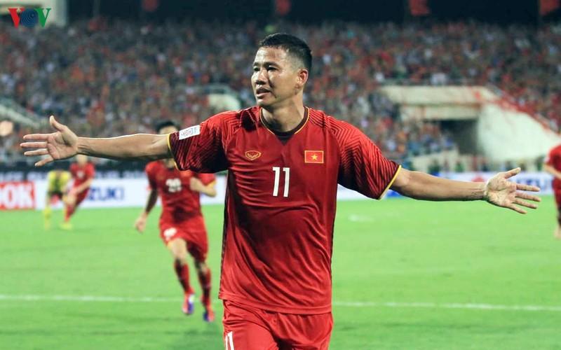 Anh Đức chia tay ĐTQG sau trận đấu với Thái Lan tối nay.