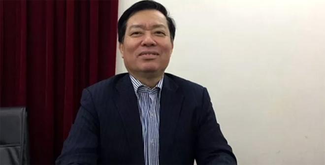 Nguyên Thứ trưởng Bộ Lao động - Thương binh và Xã hội Phạm Minh Huân.