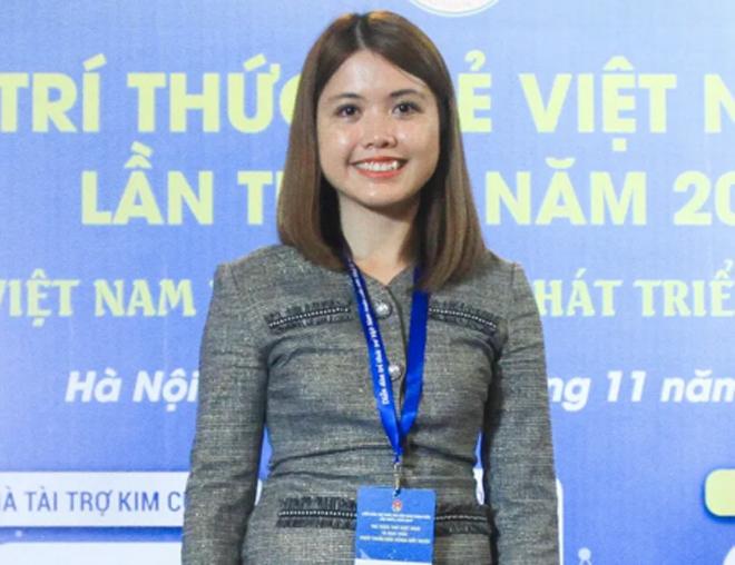 """""""Công dân toàn cầu"""" Hồ Thu Hương"""