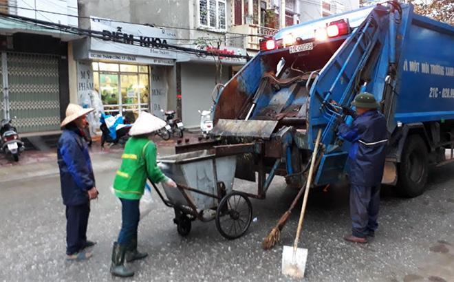 Những năm qua, Yên Bái làm tốt việc bảo đảm nguồn nước sạch cũng như dịch vụ thu gom và xử lý rác thải.