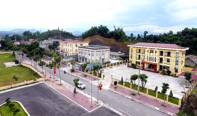 Nhờ sự quan tâm đầu tư của Nhà nước, thị trấn Cổ Phúc, huyện Trấn Yên có bước phát triển mạnh mẽ, tạo động lực thúc đẩy kinh tế địa phương phát triển.