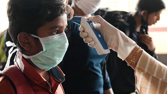 Tình hình đại dịch Covid-19 ở Ấn Độ chưa được kiểm soát.