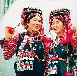 [ Yên Bái ] Dân tộc Hà Nhì 60008_hanhi