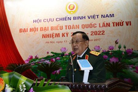 Thượng tướng Nguyễn Văn Được.