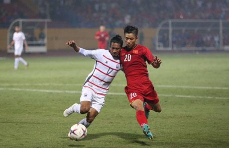 Đội tuyển Việt Nam vẫn tràn đầy tự tin dù phải làm khách trước Philippines trong trận bán kết lượt đi
