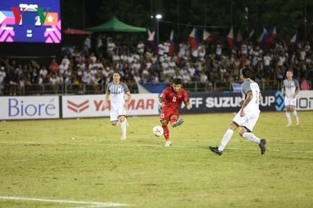 Nếu Hà Đức Chinh tận dụng cơ hội tốt hơn, ĐT Việt Nam đã thắng đậm hơn trên sân Panaad